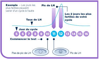 Découvrez Le Test D Ovulation Clearblue Qui Vous Convient